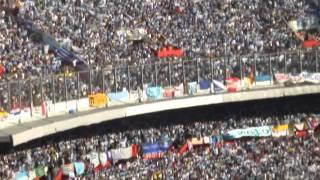 Himno Uruguayo Final de la Copa America 2011 Uruguay-Paraguay
