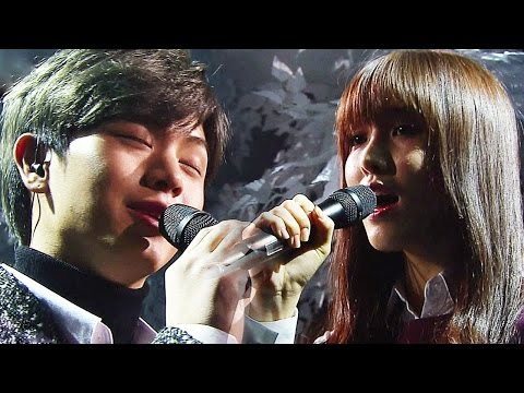 《Special Stage》 성재&유주(Yook Sung Jae & YUJU) - 기적(miracle) @인기가요 Inkigayo 20160214