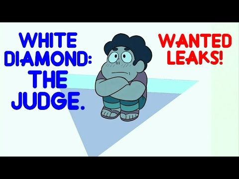 WHITE DIAMOND: THE JUDGE | Wanted News | Steven Universe