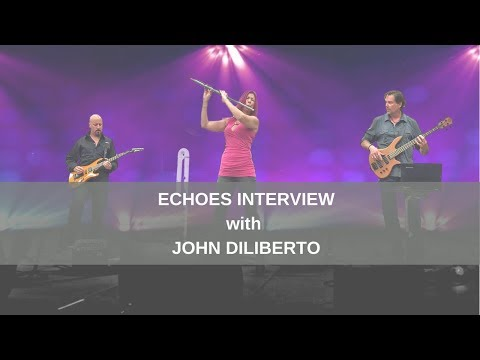 Sherry Finzer Echoes Interview with John Diliberto July 2018 Mp3
