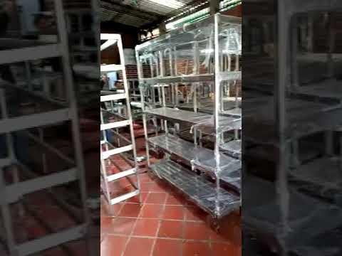 Fabricación de Equipos Hospitalarios para Arauca