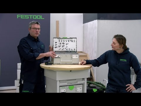 New Products January 2021 with Nadja & Frank (Live Recording from Festool HQ, Germany)