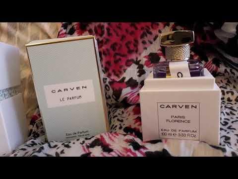 CARVEN  Люксовые Парфюмы#женские_духи#parfum#FLORENCE#MANILLA#подарки#хотелочки#коллекция