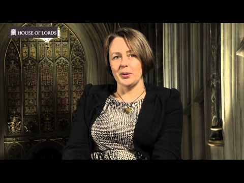 Baroness Grey-Thompson | Stories of Democracy | House of Lords