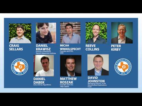 Panel - To the Blockchain and Beyond