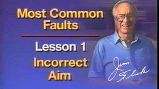 Jim Flick - Golf's Most Common Faults and Cures