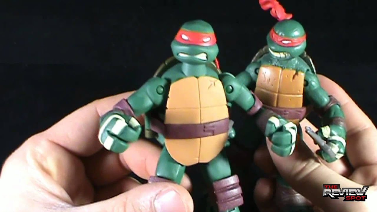 Toy Spot Playmates Toys Teenage Mutant Ninja Turtles Battle