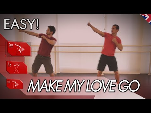 Make My Love Go | EASY Choreography