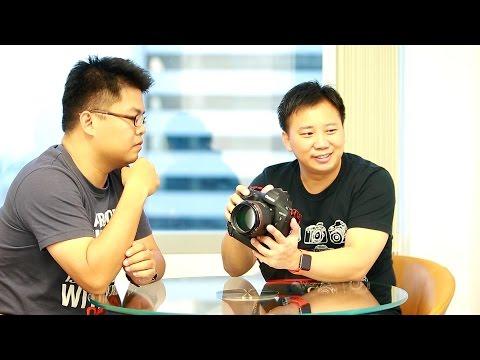 รายการ Tech Chill ตอนที่ 161 จับตัวเป็นๆ Canon EOS 1DX MKII