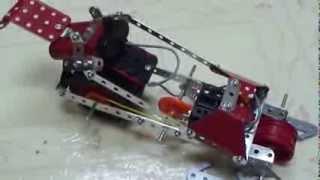 Erector Set- Snowmobile