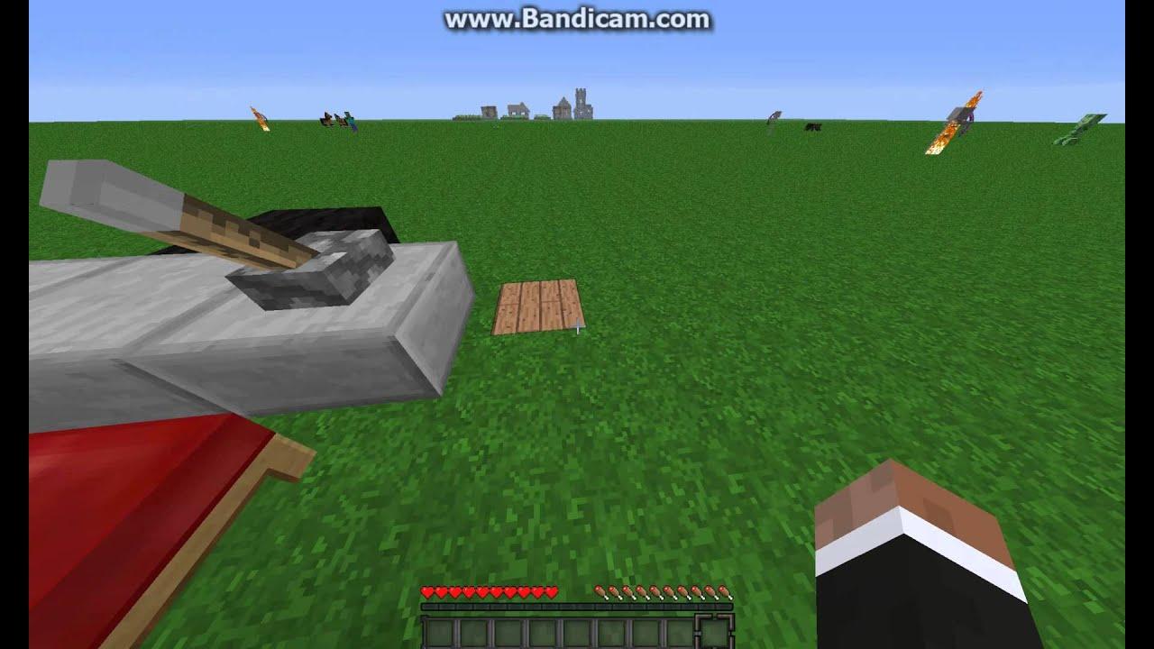how to make a bugatti in minecraft