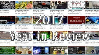 2017, What an Amazing Year!