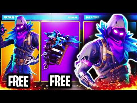 How To Get The Raven Skin For Free In Fortnite Battle Royale!!!