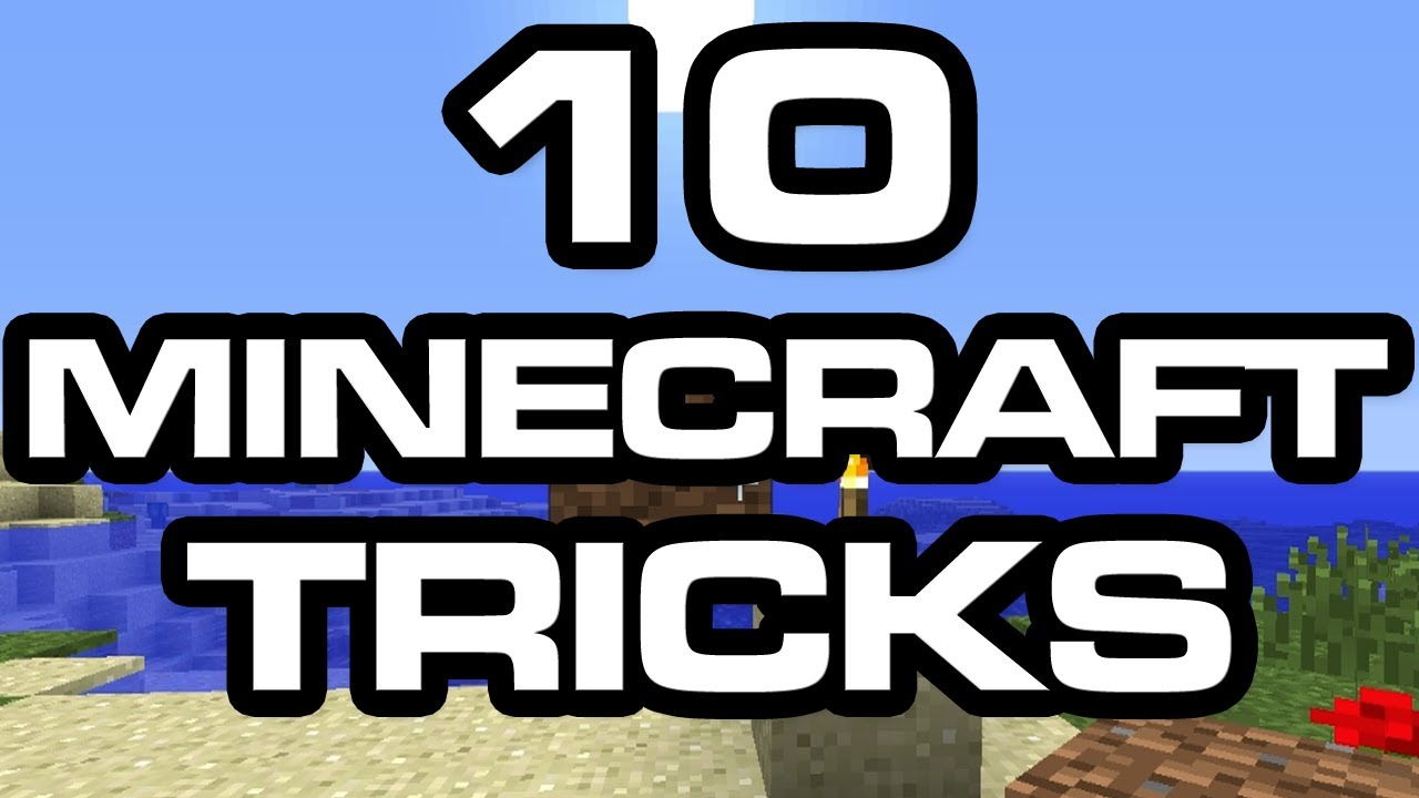 10 Minecraft Tricks You Might Not Have Known - Minecraft Wiki Guide