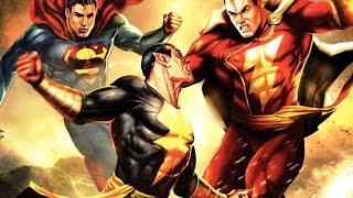 #1# Superman & Shazam vs Black Adam - MMV (AMV)