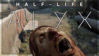 hALF LIFE: ALYX - ИГРА ГОДА!