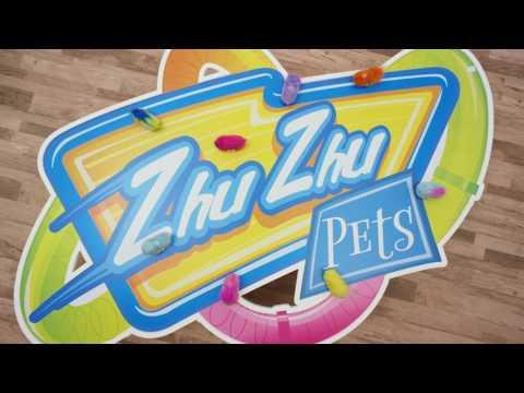 Spin Master  Zhu Zhu Pets  Meet The Zhu Zhu Pets!