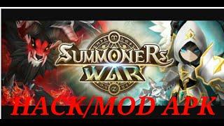 Summoners War Hack/mod Apk