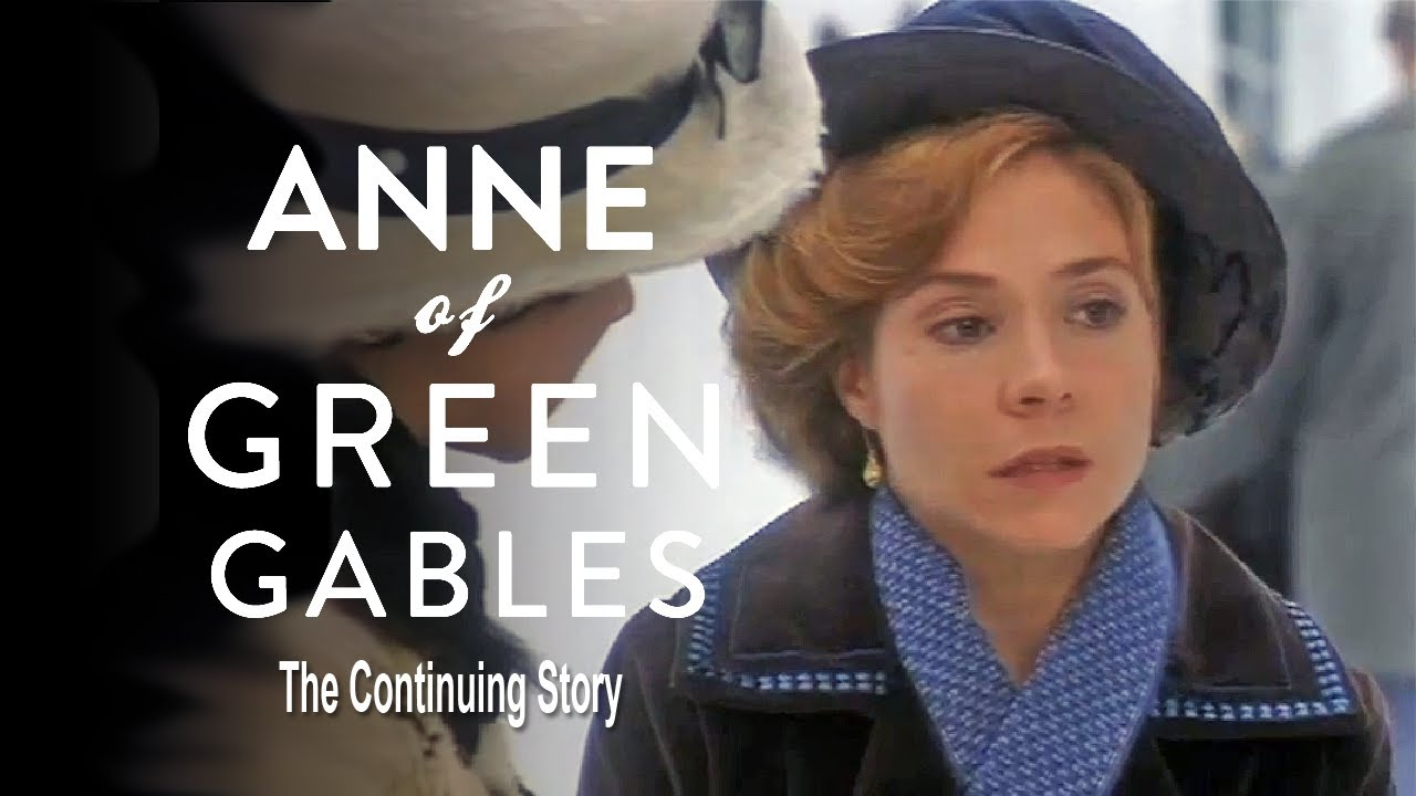 Anne Of Green Gables The Continuing Story Trailer Hq Youtube