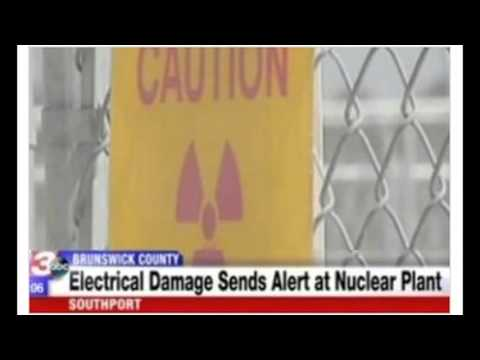 Explosion at North Carolina Nuclear Plant, Emergency Declared after Reactor Power Loss