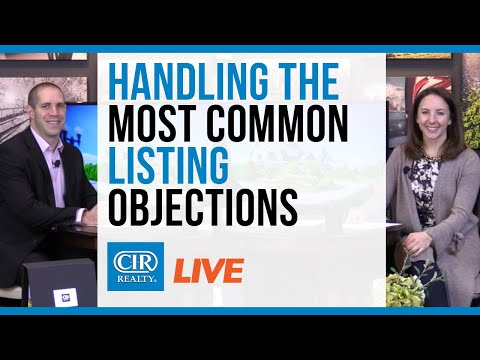 Handling the Most Common Listing Objections