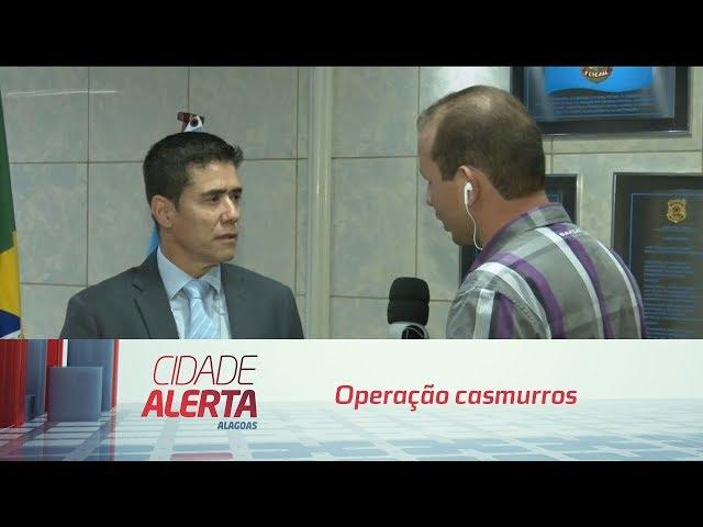''Operação casmurros'': Diário Oficial trouxe afastamento de servidores envolvidos