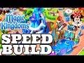 SPEED BUILD MY KINGDOM! Disney Magic Kingdoms