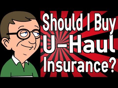 Should I Buy U-Haul Insurance?