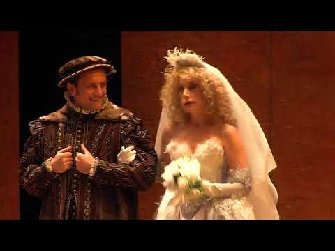 La Bisbetica Domata - Nancy Brilli (Trailer Ufficiale 2017)