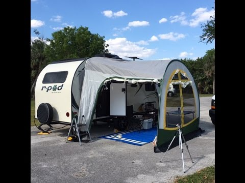 RV Weekend Getaway Vlog With The R Pod Model 179