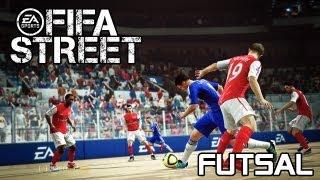 видео FIFA Street 2012
