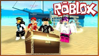 ROBLOX-I FOUND THE MOST RARE BAU OF THE GAME (FT JEFFBLOX) | Treasure Hunt Simulator
