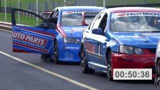 Kev's V8 Race Experience at Sandown Raceway Sunday 15th May 2016