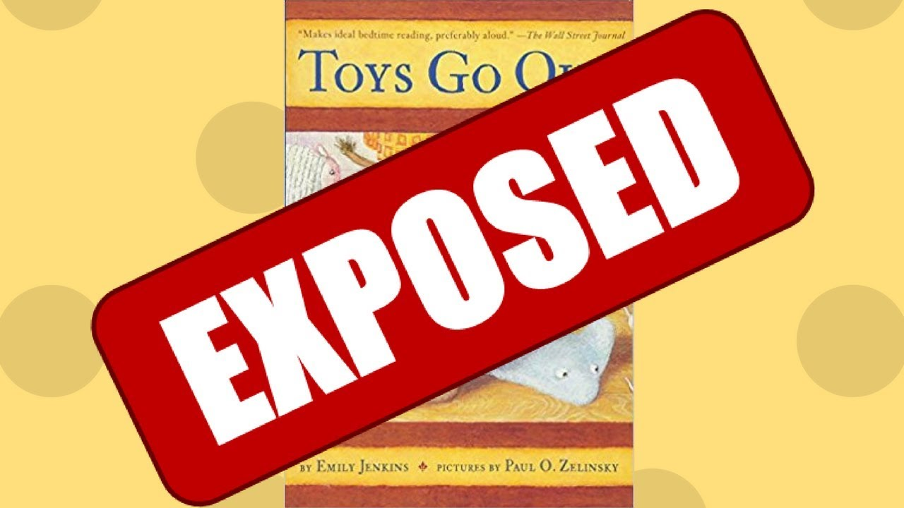 Toys Go Out Book Commercial Youtube