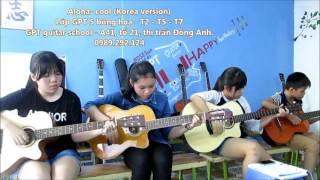 Aloha cool guitar (Học viên GPT school)