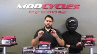 MMG Lithium Ion Motorcycle Battery Specs & Extreme Test Run