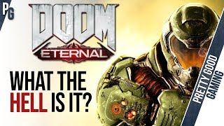 Doom Eternal Just Looks Like More Doom... And That's Perfect