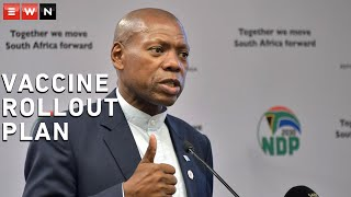 Minister of Health Dr Zweli Mkhize has announced that South Africa is set to receive and roll out 1 million doses of the COVID-19 vaccine this January. Mkhize also said the vaccine was safe and voluntary. The minister was addressing Parliament's portfolio committee on health.   #Covid19