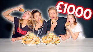 LAST to LICK your LIPS WINS £1000