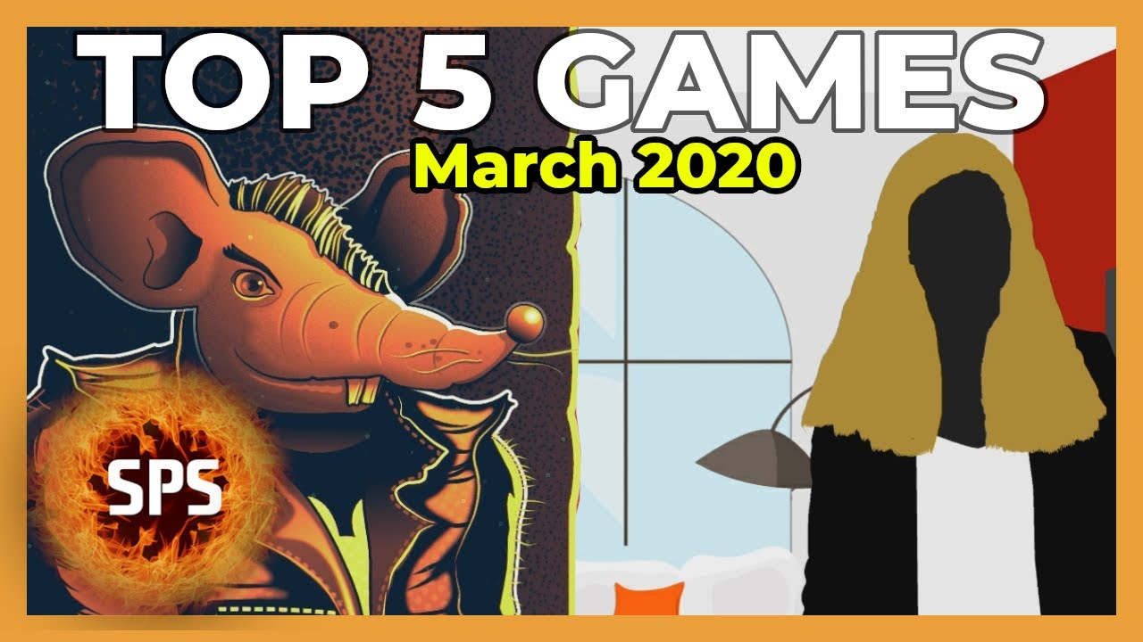 🏆TOP 5 STRATEGY GAMES of March 2020🏆 - YouTube