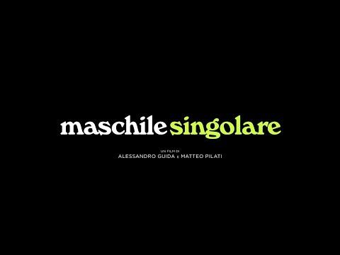 MASCHILE SINGOLARE - TRAILER UFFICIALE | AMAZON PRIME VIDEO