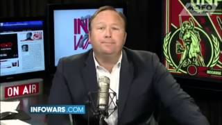 Alex Jones: The Royal Family are descendants of Vlad the Impaler
