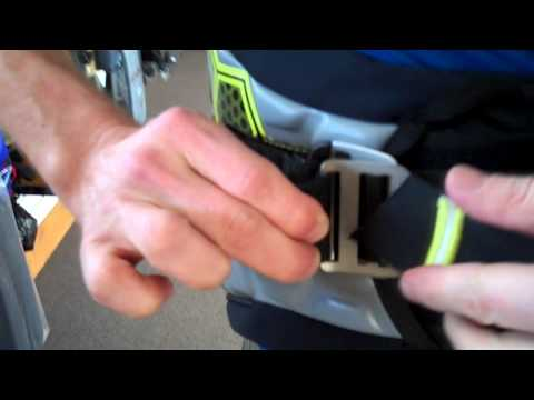 Dakine T6 Harness - Posilock Buckle Instructions