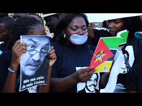 Mozambique: marche en hommage au professeur Gilles Cistac