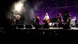 Flogging Molly - Black Friday Rule 1/2 [HD] live