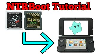 NTRBOOT Guide with R4i Gold 3DS Plus