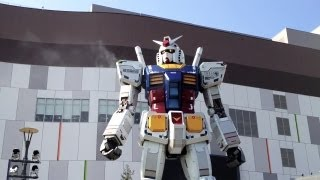 Odaiba Area, Tokyo ~Gundam Returning~ [iPhone 4S/HD]
