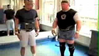 America's Strongest Man?