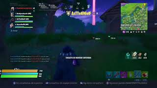 Fortnite con AzTTeKWoLF