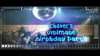 Chavel's Birthday Party Thumbnail